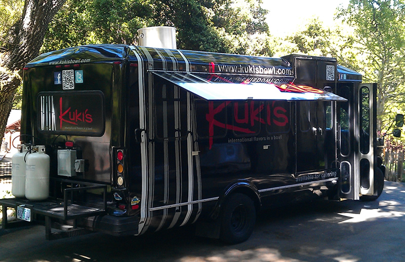 Redwood City Food Truck